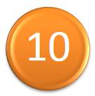 Orange numbers 10